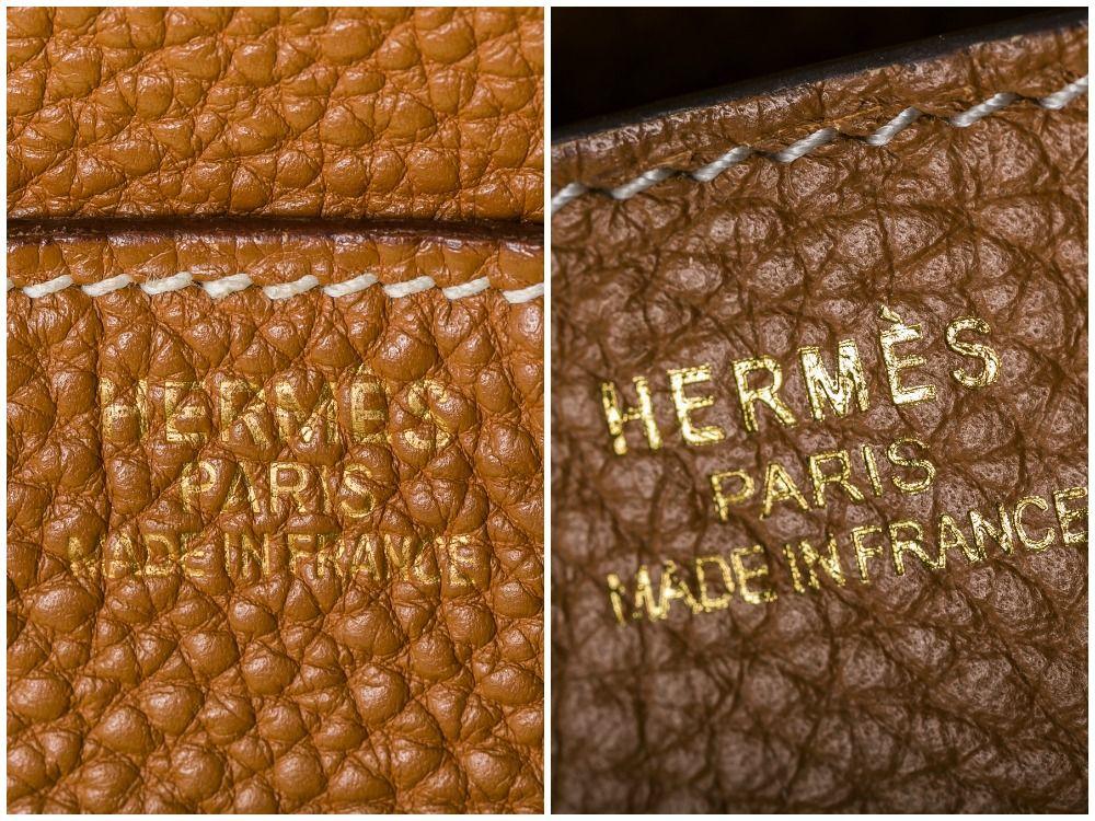 36ccdc53f91e How to Spot A Fake Hermes Bag – The Linda Ikeji Example