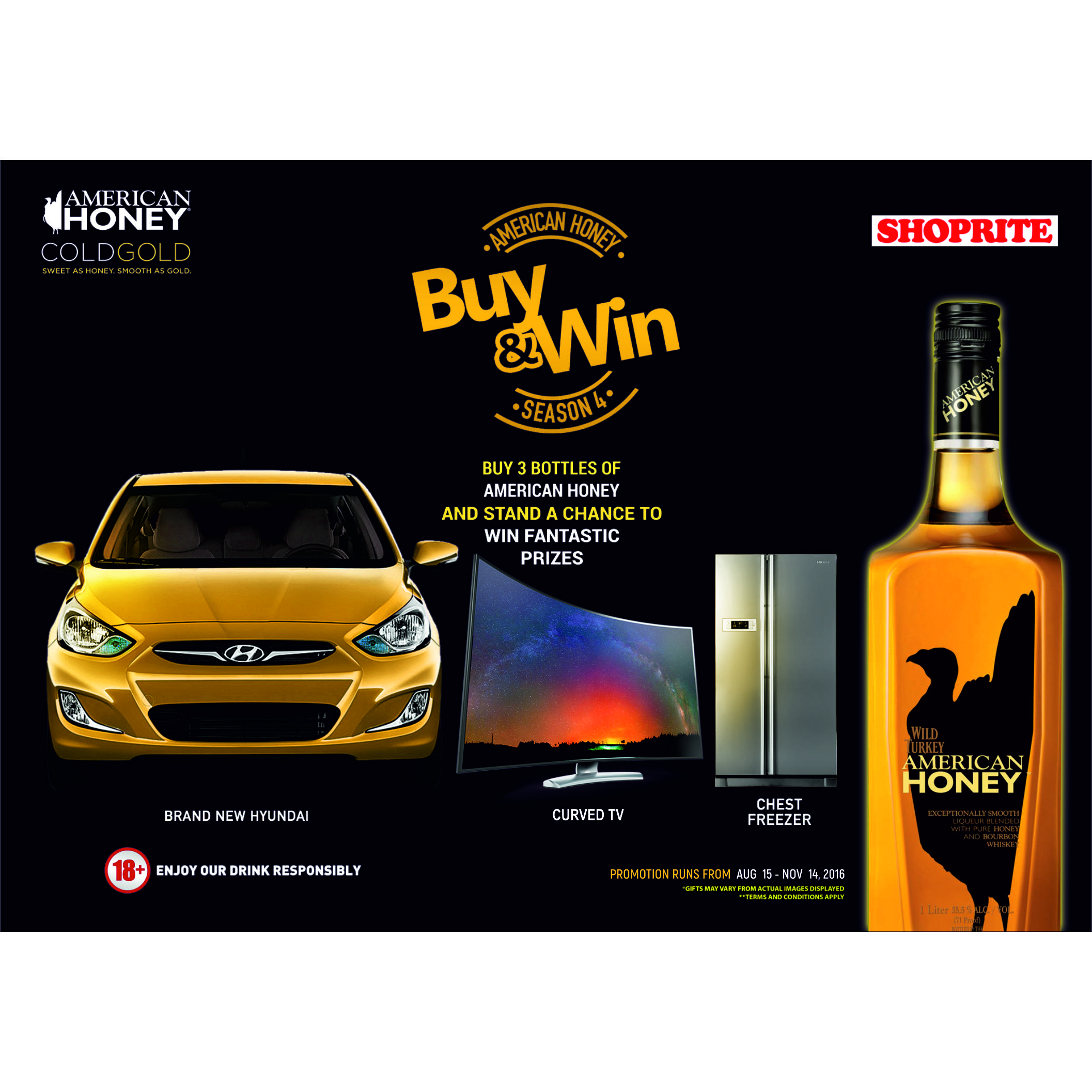 Win a Brand New Car and Other Prizes in this year s American Honey