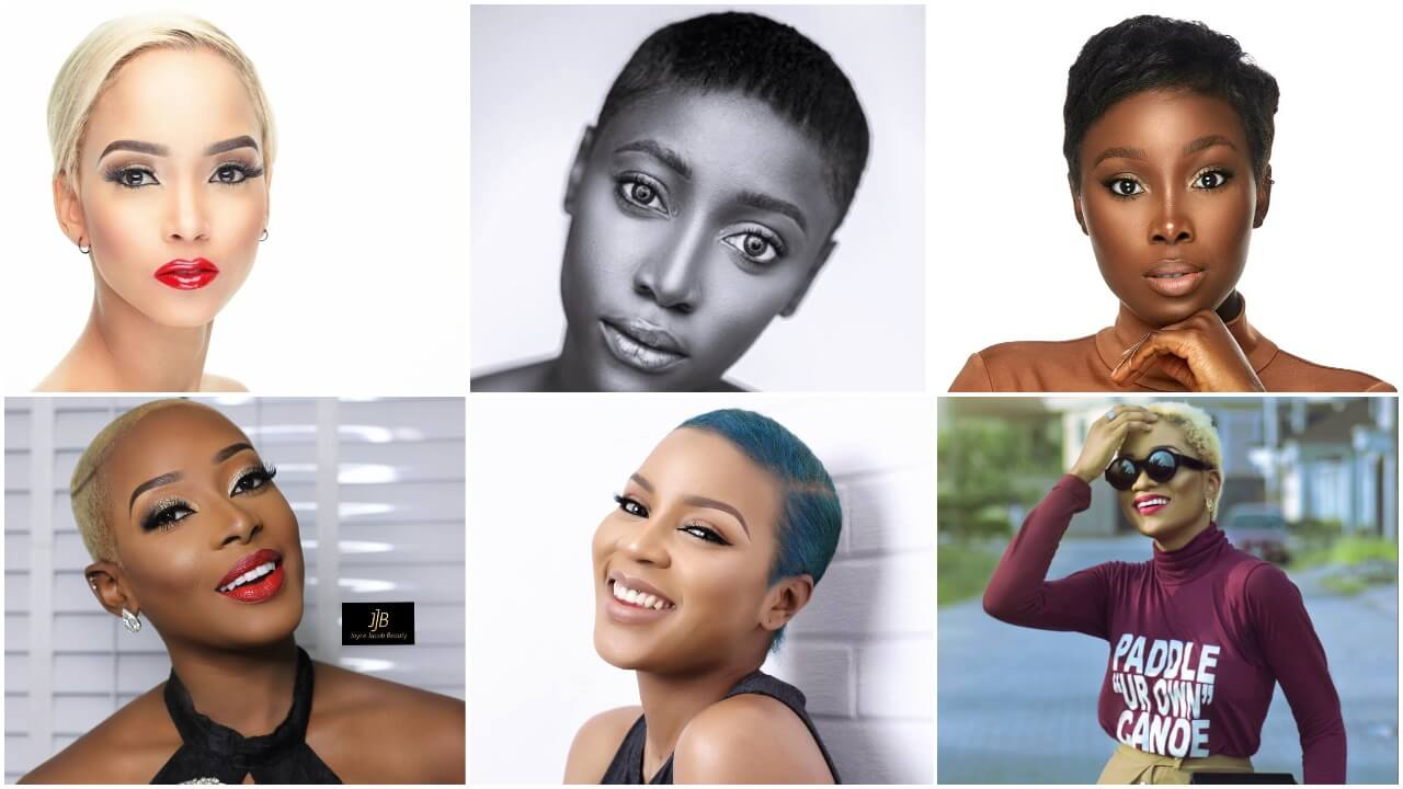 These 6 Nigerian Beauties Make Haircuts Look So Damn Good 234star
