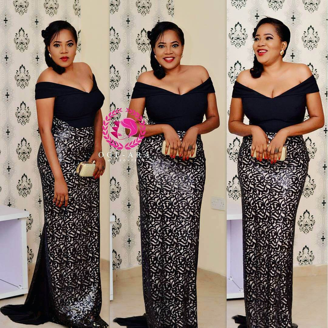 Image result for toyin aimakhu red carpet