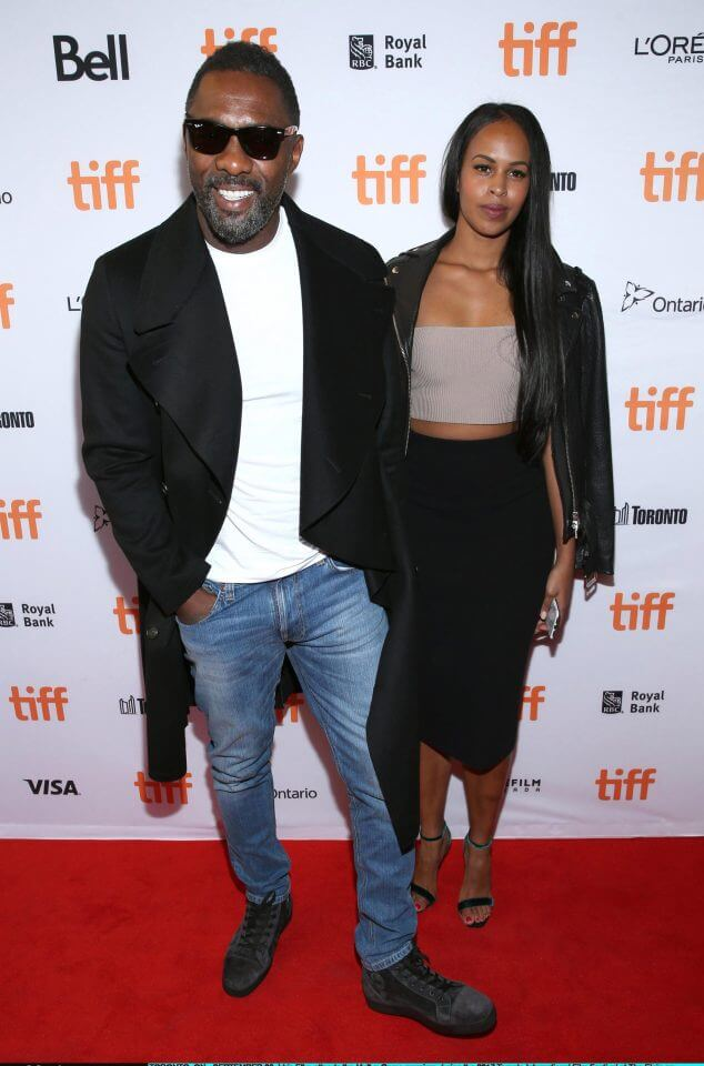 Who is idris elba dating in Sydney
