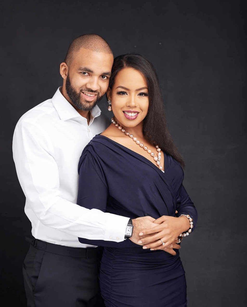 Mairama Indimi & Mustafa Masango Killing it in Adorable Pre-Wedding Shoot