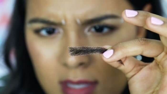 Are Eyebrow Wigs A Beauty Trend You Re Willing To Try