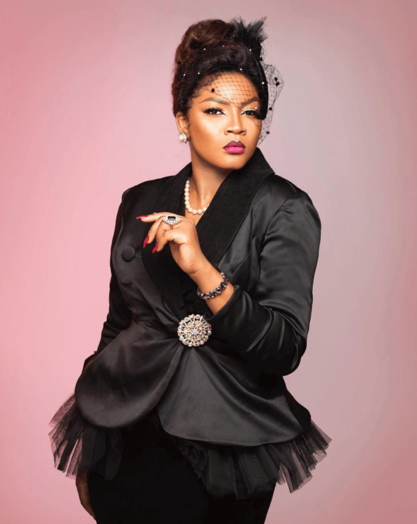 HOT!!!:  Omotola Jalade-Ekeinde Covers ThisDay Style Latest Edition (Photos)
