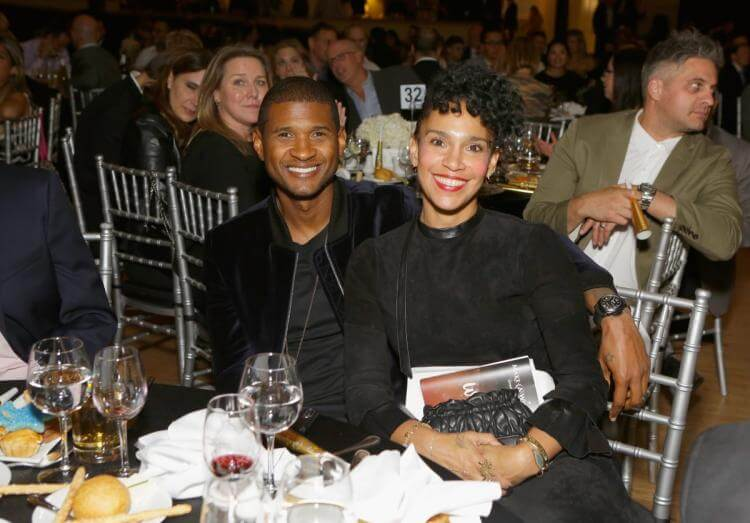 Usher And Wife Grace Miguel Split After Two Years Of -7963