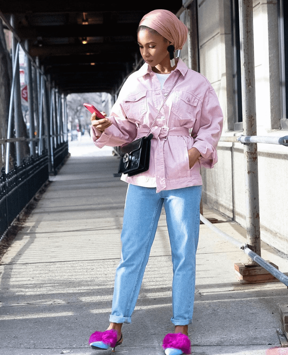 f119ecf5618a Perhaps the most prominent name/face in the Nigerian modest fashion blogging  space, Hafsah Mohammed has totally and continues to, redefined (modest)  fashion ...