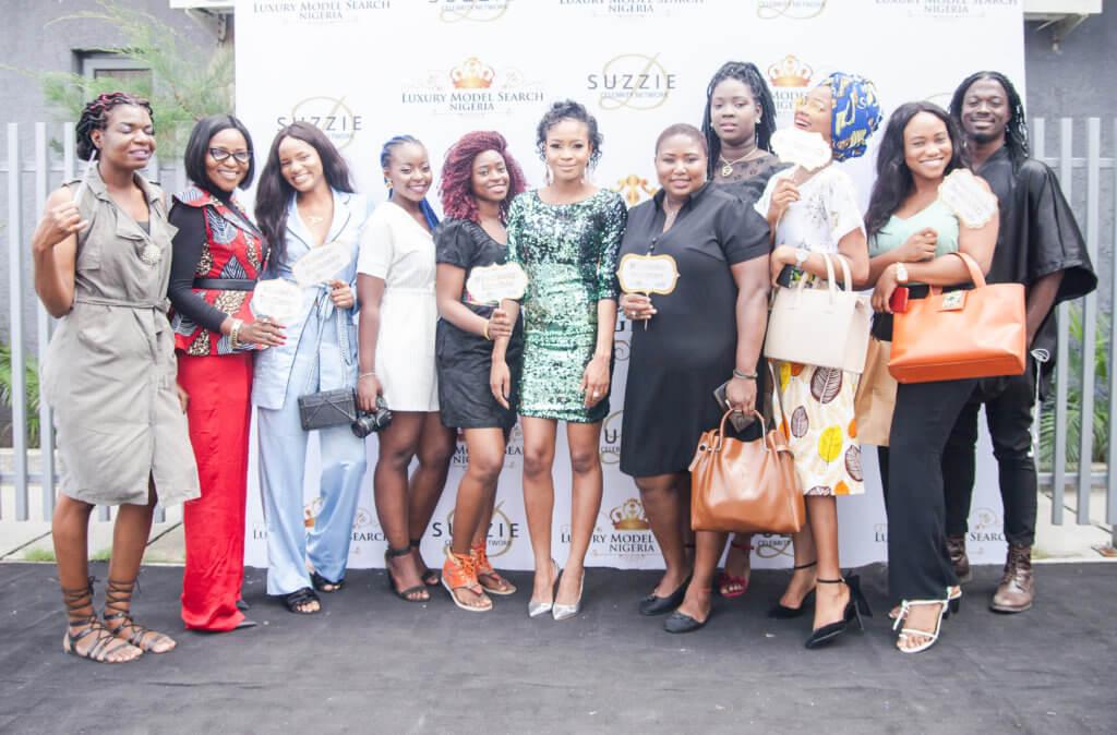 Luxury Model Search Nigeria