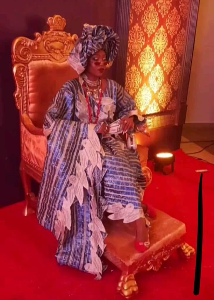 Daala Oruwari-The Bling Lagosians