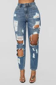 Distressed Jeans - Job Interview
