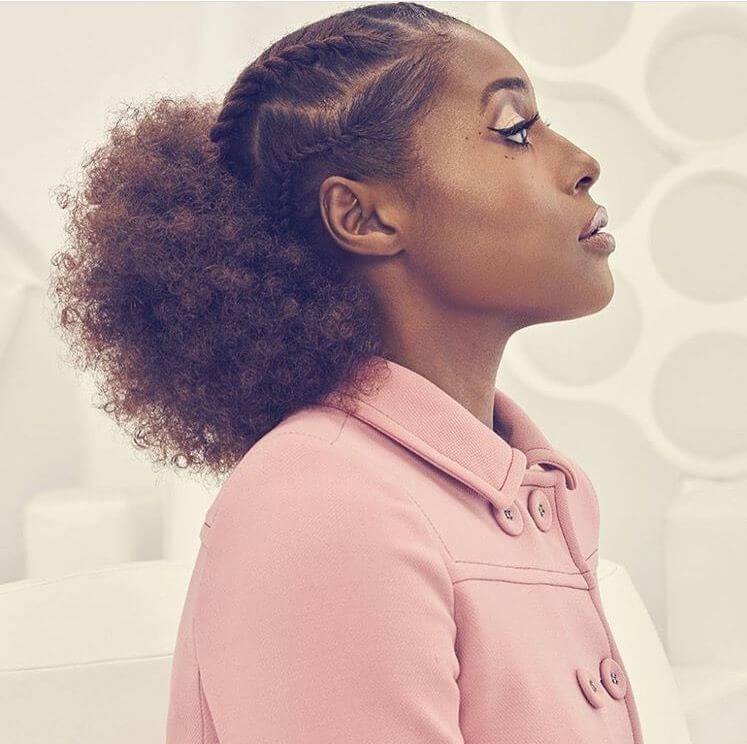 Issa Rae-Natural Hair Inspo