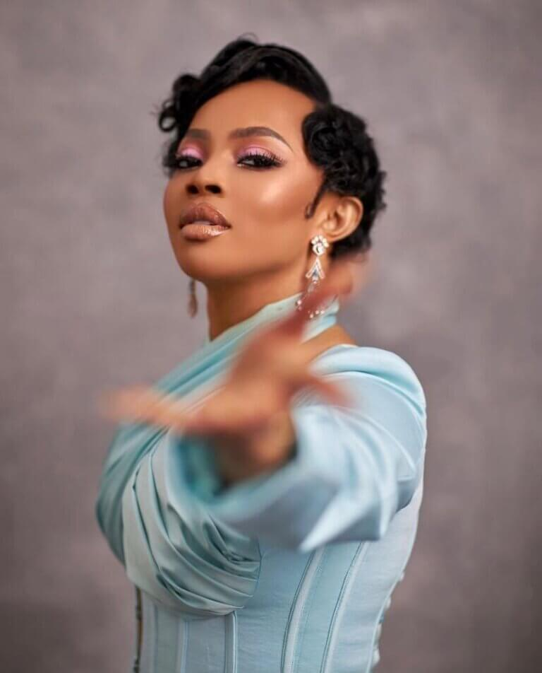 On Becoming A Philanthropist: Toke Makinwa Is Giving Out 3